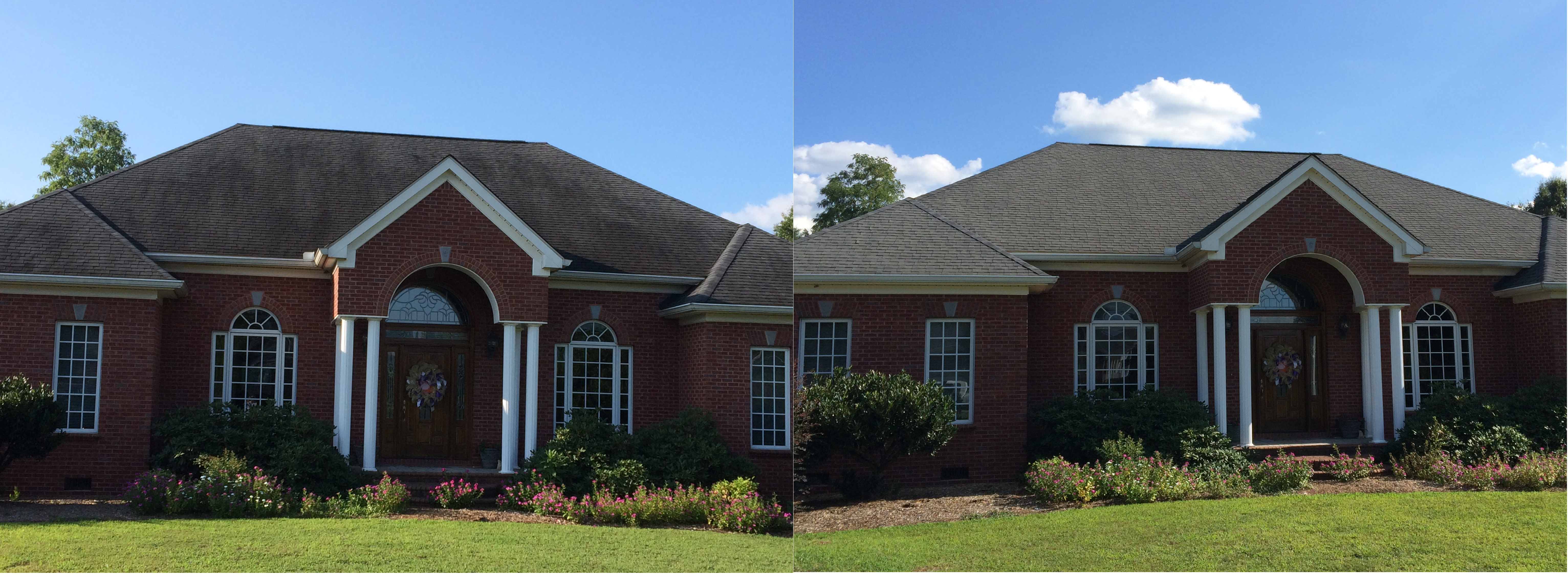 Roof Cleaning Greenville 01
